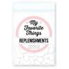 Replenishments Slider