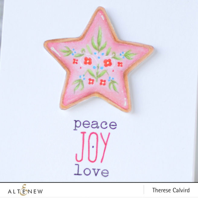 Altenew - Peace Love Joy - Festive Silhouettes - Therese Calvird (card video) 1 copy