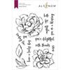 Inked Flora