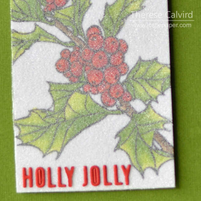 Lostinpaper - Ellen Hutson - Mondo Holly (card video) 1