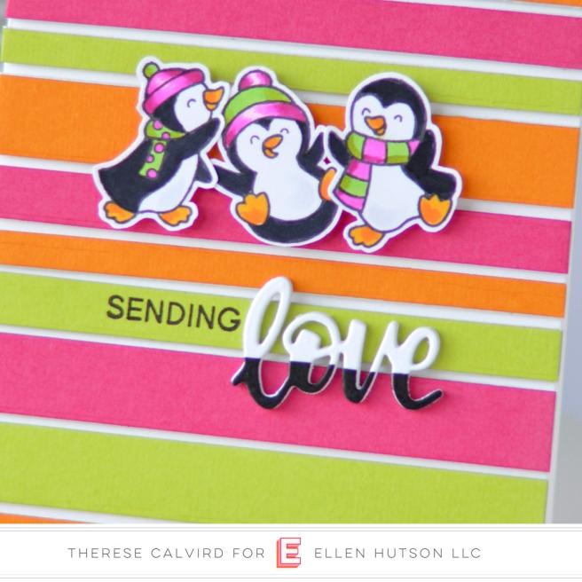 Lostinpaper - Heffy Doodle - Wanna Build a Snowman - Love (card video) 1 copy