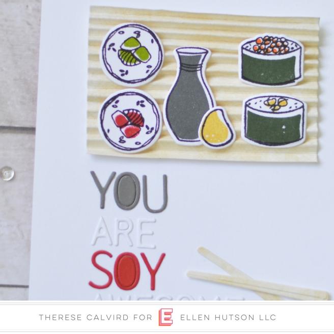 Lostinpaper - Ellen Hutson -Letterboard - Wasabi (card video) 1 copy