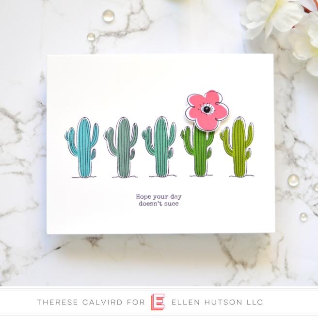 Lostinpaper - Ellen Hutson - Everyday Doodles - Everyday Punnies (card video) 1 copy