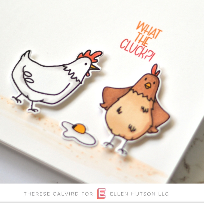 Lostinpaper - Ellen Hutson - Good Egg (card) 1 copy