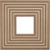 Hemstitch Squares