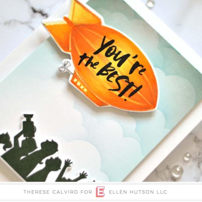 Lostinpaper - Ellen Hutson - Up in the Air - Copics (card video) 1 copy