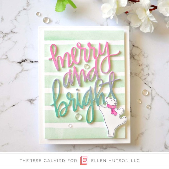 Lostinpaper - MFT - EH Merry & Bright (card) 2 copy
