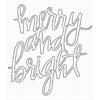 Merry & Bright Die