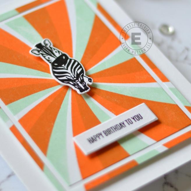 Lostinpaper - Ellen Hutson - Life is a Circus - Swirl Background (card video) 1
