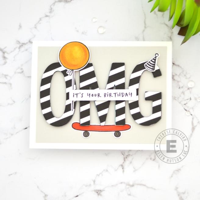 Lostinpaper - Ellen Hutson - Mondo OMG (card) (1)