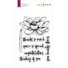 Inked Lotus
