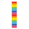 Block Rainbow Washi