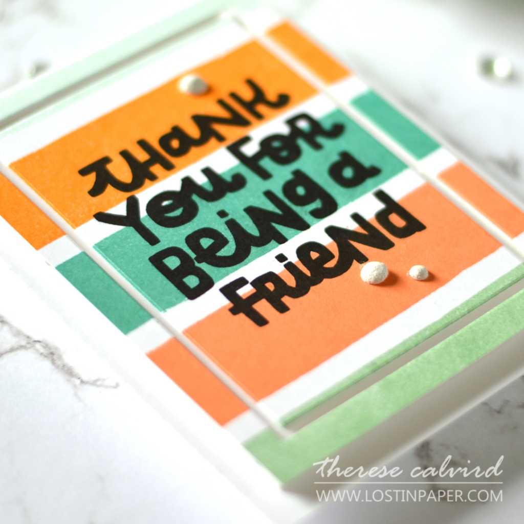 Lostinpaper - Ellen Hutson - Thank you For Being a Friend (card) (1)