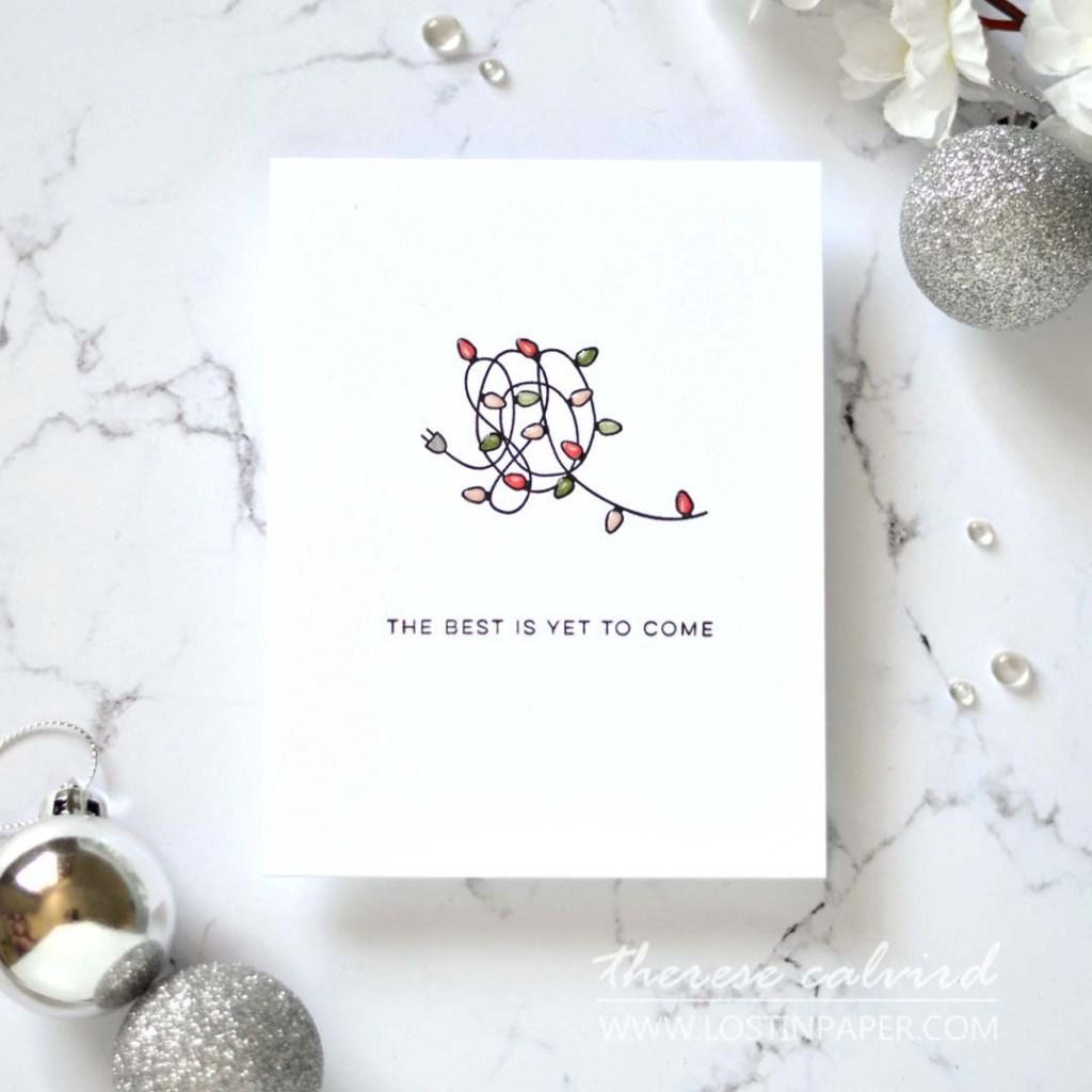 Lostinpaper - Ellen Hutson - Bear Ware 5 - Love and Light (card) 1